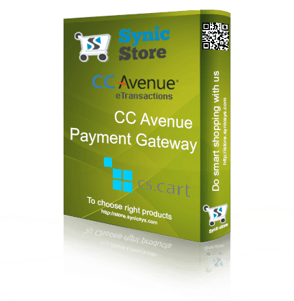 CCAvenue MCPG Payement Integration Services In PHP, CS-Cart
